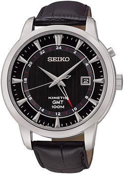 цена Seiko Часы Seiko SUN033P2. Коллекция Conceptual Series Dress онлайн в 2017 году