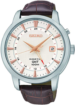 Seiko Часы Seiko SUN035P1. Коллекция Conceptual Series Dress все цены