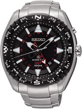 Seiko Часы Seiko SUN049P1. Коллекция Prospex аккумулятор для часов seiko кинетик 5j32 oaro