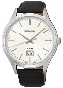 Seiko Часы Seiko SUR019P2. Коллекция Conceptual Series Dress