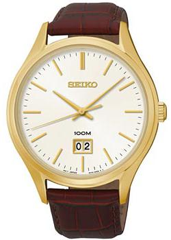 Seiko Часы Seiko SUR026P1. Коллекция Conceptual Series Dress conceptual