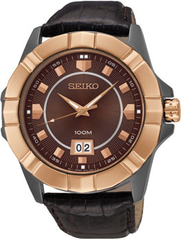 Seiko Часы Seiko SUR138P1. Коллекция SEIKO LORD платье tom farr tom farr to005ewgoo98