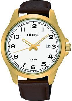 Seiko Часы Seiko SUR160P1. Коллекция Promo  цена