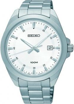 Seiko Часы Seiko SUR205P1. Коллекция Promo цена 2017