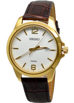 Seiko Часы Seiko SUR252P1. Коллекция Promo цена 2017
