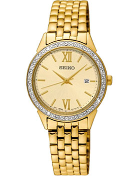 Seiko Часы Seiko SUR688P1. Коллекция Promo цена 2017