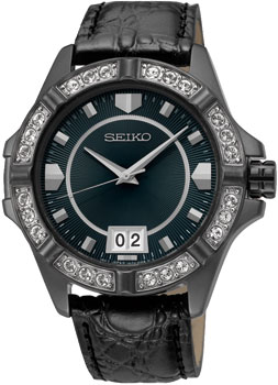 Seiko Часы Seiko SUR805P1. Коллекция SEIKO LORD seiko lord sur138p1