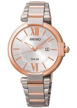 Seiko Часы Seiko SUT156P1. Коллекция Conceptual Series Dress