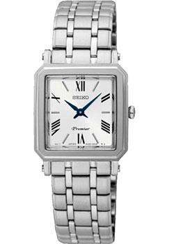 Seiko Часы Seiko SWR029P1. Коллекция Premier seiko часы seiko snq150p1 коллекция premier