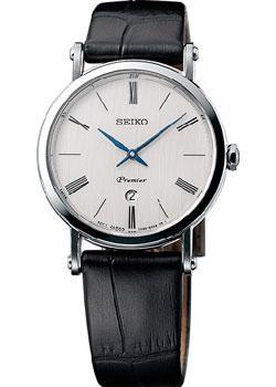 Seiko Часы Seiko SXB431P1. Коллекция Premier seiko часы seiko snq150p1 коллекция premier