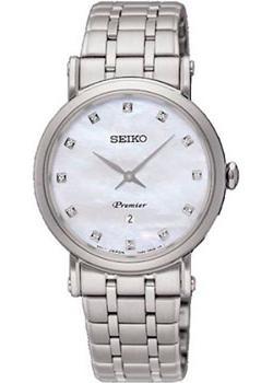 Seiko Часы Seiko SXB433P1. Коллекция Premier seiko часы seiko snq150p1 коллекция premier