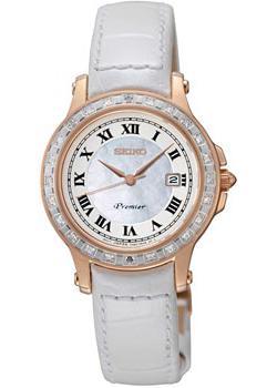 Seiko Часы Seiko SXDF08P1. Коллекция Premier seiko часы seiko sxb430p1 коллекция premier