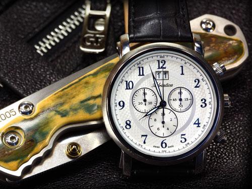 feb7fcf12f67 Наручные часы Adriatica представлены механическими и кварцевыми моделями,  укомплектованными калибрами от лучших производителей Швейцарии  Ronda и ETA.