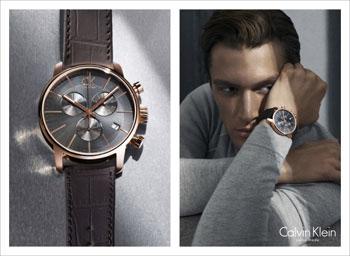 18a6d7e04ec35 ... швейцарской компанией The Swatch Group Ltd, которой доверяет  производство часов. Наручные часы Calvin Klein становятся самым успешным в  мире ...