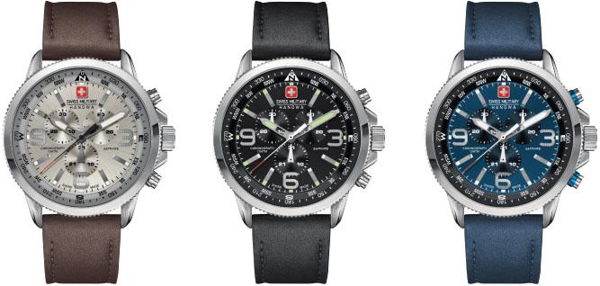 отличный подарок часы hanowa swiss military highl