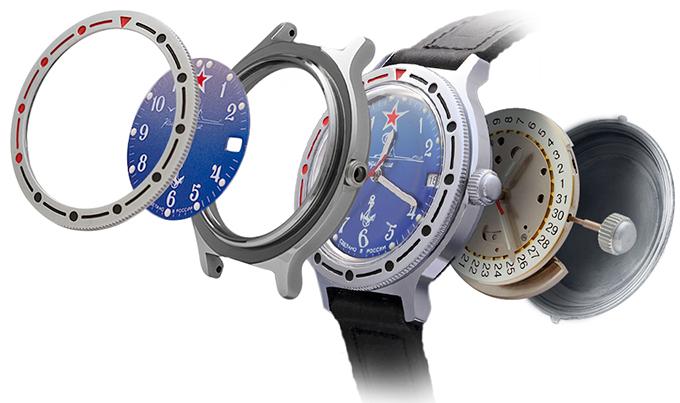 1497e795 Наручные часы Vostok. Оригиналы. Выгодные цены – купить в Bestwatch.ru