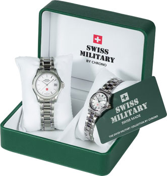 Swiss military Часы Swiss military SM34002-03.01. Коллекция Кварцевые часы swiss military by chrono sm34002 03 04