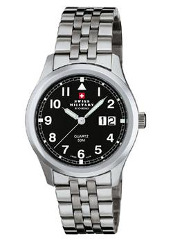 Swiss military Часы Swiss military SM34004.04. Коллекция Кварцевые часы swiss military by chrono sm34044 02