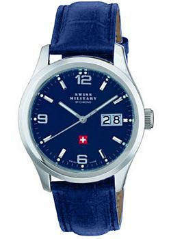 Swiss military Часы Swiss military SM34004.07. Коллекция Кварцевые часы swiss military by chrono sm34044 02