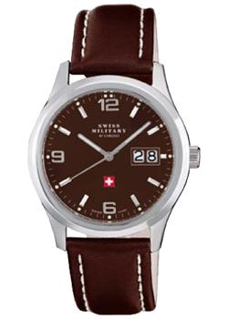 Swiss military Часы Swiss military SM34004.08. Коллекция Кварцевые часы swiss military by chrono sm34044 02
