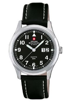 Swiss military Часы Swiss military SM34004.09. Коллекция Кварцевые часы swiss military by chrono sm34044 02
