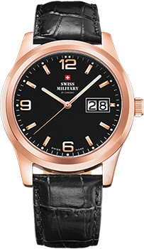 Swiss military Часы Swiss military SM34004.10. Коллекция Кварцевые часы swiss military by chrono sm34044 02