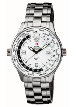 Swiss military Часы Swiss military SM34007.02. Коллекция Кварцевые часы swiss military by chrono sm34044 02