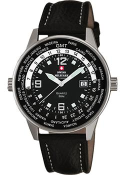 Swiss military Часы Swiss military SM34007.03. Коллекция Кварцевые часы swiss military by chrono sm34044 02