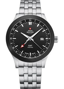 Swiss military Часы Swiss military SM34053.01. Коллекция Кварцевые часы swiss military by chrono sm30192 02