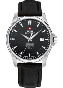 Swiss military Часы Swiss military SMA34025.05. Коллекция Механические часы swiss military by chrono smp36040 11