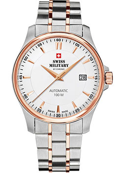Часы Swiss Military Automatic Collection SMA34025.09