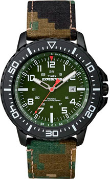 Timex Часы Timex T49965. Коллекция Expedition часы the timex timex t49962 expedition scout