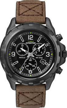 Timex Часы Timex T49986. Коллекция Expedition часы the timex timex t49962 expedition scout