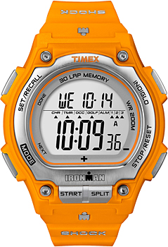 мужские часы Timex T5K585. Коллекция Ironman Triathlon от Bestwatch.ru