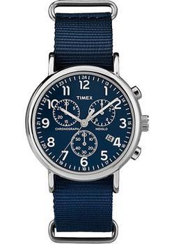 Timex Часы Timex TW2P71300. Коллекция Weekender timex tw4b05500 timex