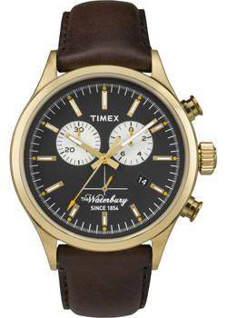 Timex Часы Timex TW2P75300. Коллекция Waterbury timex часы timex tw2p95600 коллекция waterbury