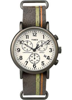 купить Timex Часы Timex TW2P78000. Коллекция Weekender по цене 10880 рублей