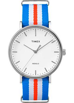 Timex Часы Timex TW2P91100. Коллекция Weekender timex часы timex tw4b03500 коллекция expedition