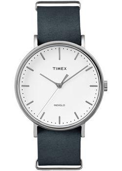 купить Timex Часы Timex TW2P91300. Коллекция Weekender по цене 8400 рублей