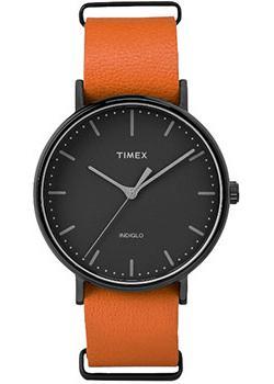 купить Timex Часы Timex TW2P91400. Коллекция Weekender по цене 8480 рублей