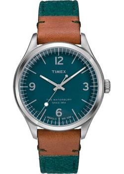 Timex Часы Timex TW2P95700. Коллекция Waterbury timex часы timex tw2p95600 коллекция waterbury