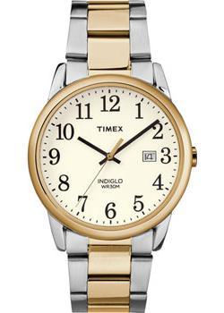 Timex Часы Timex TW2R23500. Коллекция Easy Reader timex tw2p98000