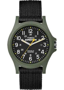 Timex Часы Timex TW4999800. Коллекция Expedition timex часы timex tw2p96200 коллекция dress