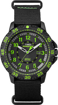 Timex Часы Timex TW4B05400. Коллекция Expedition часы the timex timex t49962 expedition scout