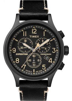 Timex Часы Timex TW4B09100. Коллекция Expedition