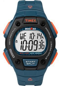 Timex Часы Timex TW5M09600. Коллекция Ironman наручные часы timex tw2p76200