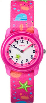 Timex Часы Timex TW7C13600. Коллекция Kids timex часы timex tw4b03500 коллекция expedition