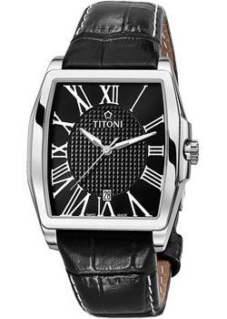 Titoni Часы Titoni 83727-S-ST-315. Коллекция WallStreet titoni часы titoni 23730 s 271 коллекция impetus