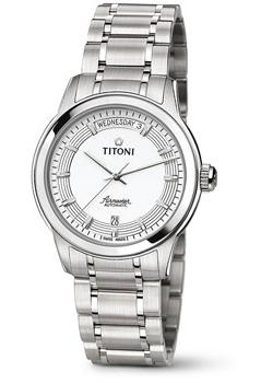 Фото - Titoni Часы Titoni 93933-S-366. Коллекция Airmaster titoni часы titoni 83838 sy 535 коллекция space star