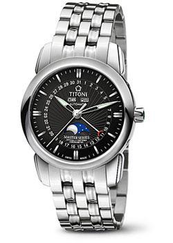 Titoni Часы Titoni 94788-S-367. Коллекция Master Series titoni часы titoni 23730 s 271 коллекция impetus